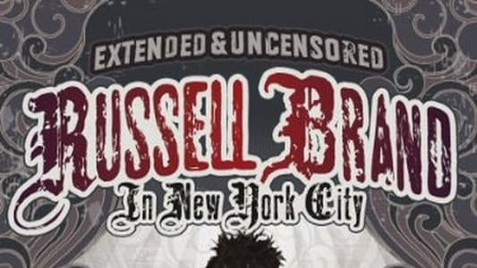 Russell Brand in New York City streaming
