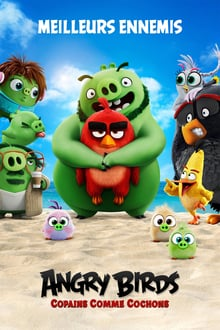 Angry Birds, Copains comme cochons streaming