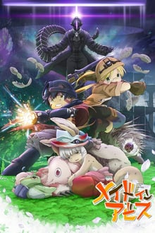 Made in Abyss : Le crépuscule errant streaming